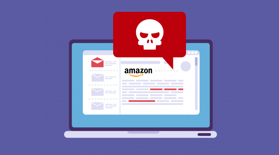 Amazon Prime phishing scam that went wrong for the hackers.
