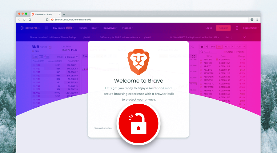 Brave Browser Controversy