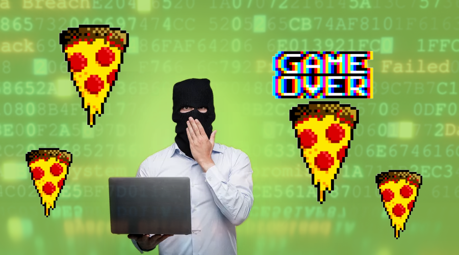 Hackers and criminals getting busted by eating and drinking habits